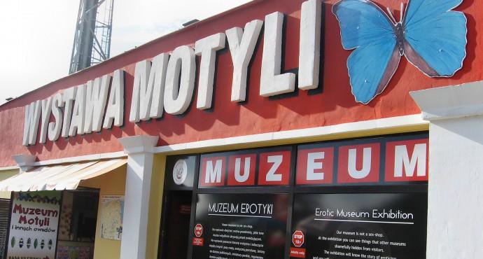 Noclegi muzeum motylów łeba
